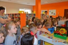 Zajęcia w bibliotece