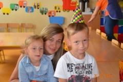 Urodziny Adasia 30.07.2015