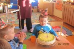 Urodziny Adasia 30.10.2012
