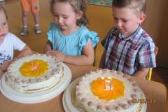 Urodziny Agatki i Adama 30.06.2011