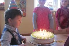 Urodziny Franusia 11.10.2012