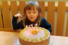 Urodziny Helenki 21.10.2020
