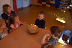 Urodziny Hubercika 23.09.2020