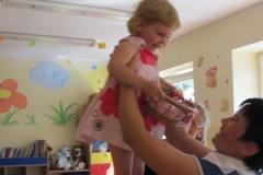 Urodziny Juleczki 05.08.2011
