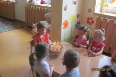 Urodziny Juleczki 23.05.2012