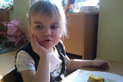 Urodziny Julki 11.03.2011