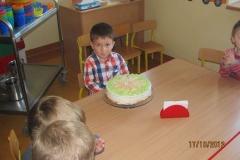 Urodziny Kubusia 17.10.2012
