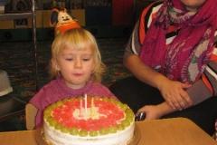 Urodziny Lenki 26.11.2012