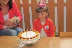 Urodziny Majeczki 29.04.2013