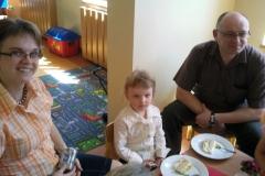 Urodziny Martynki 26.05.2011