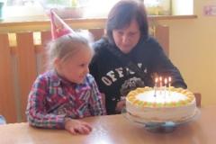 Urodziny Marysi 06.05.2013