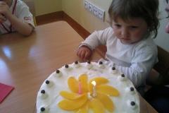 Urodziny Michaliny 09.05.2011