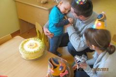 Urodziny Michałka 13.02.2012