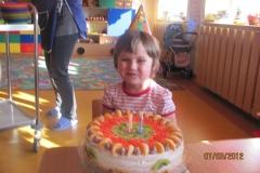 Urodziny Patrycji 07.03.2012