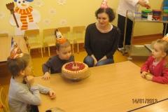 Urodziny Rafałka 14.01.2013