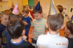 Urodziny Rafałka 14.01.2016