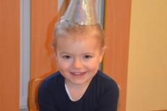 Urodziny Samuela 15.01.2016