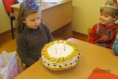 Urodziny Wiktorii 06.02.2012