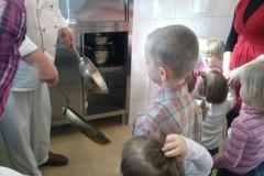 Wycieczka do przedszkolnej kuchni